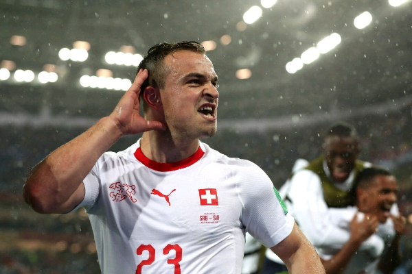 Switzerland Outscore Serbia To Throw Group E Wide Open
