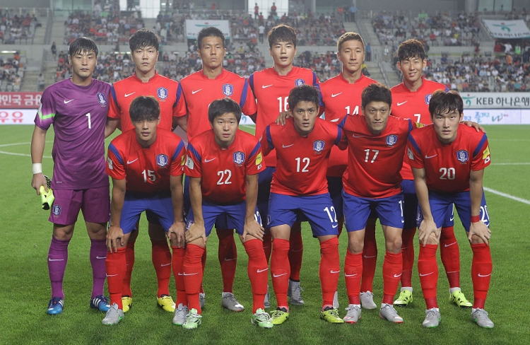 South Korea Players Face Punishment For World Cup Exit