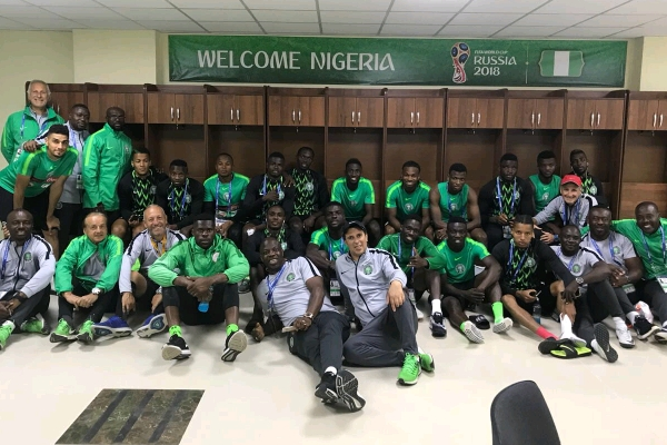Rohr: Super Eagles Don't Fear Croatia Stars, All My Players Are Fit