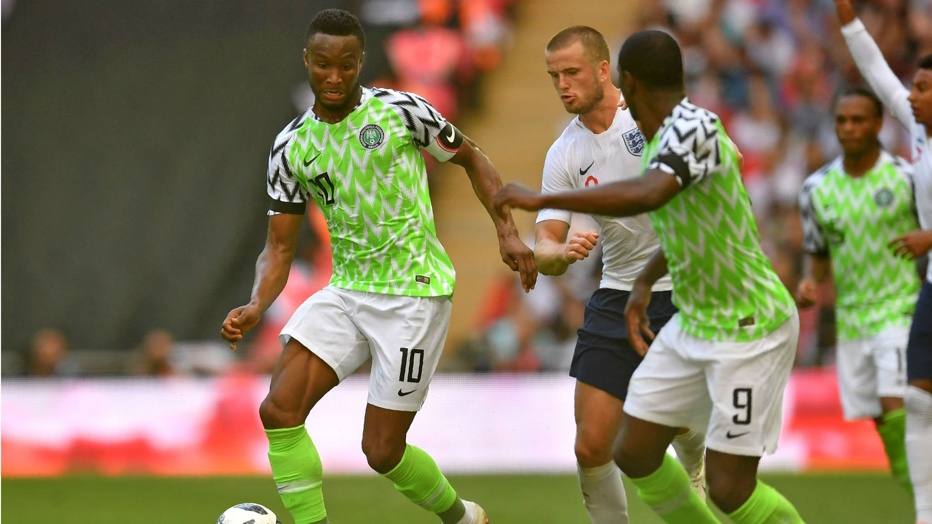 Rohr: Super Eagles Physically Ready For Croatia; Russians Should Support Their In-Law Mikel, Son Idowu