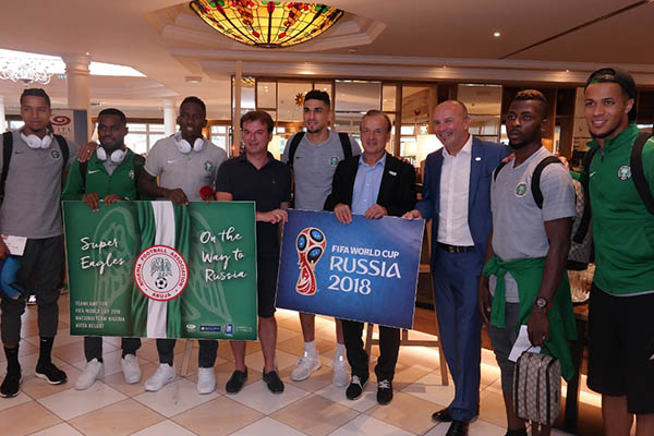 UEFA-Certified Avita Resort Vows To Pamper Super Eagles