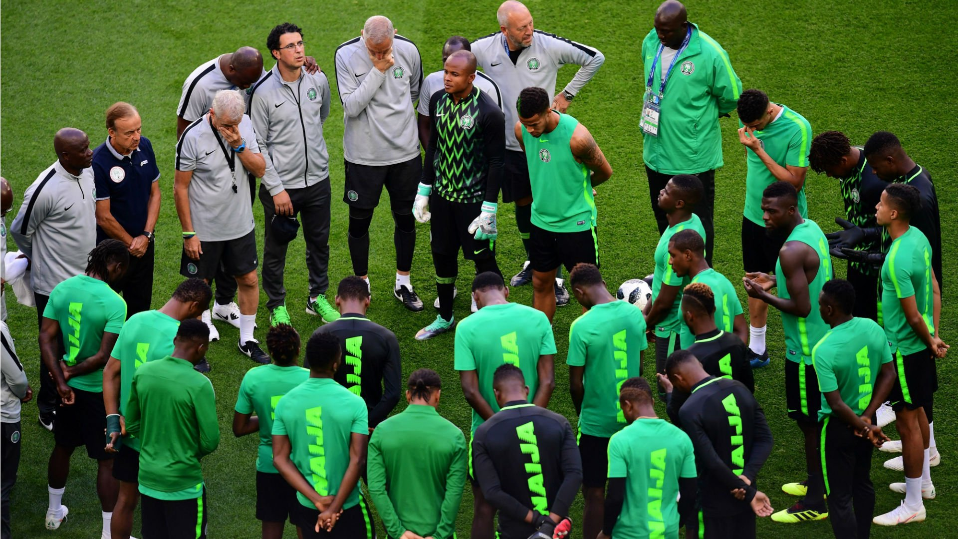 Ikeme Disappointed But Proud Of Super Eagles After Exit From Russia 2018