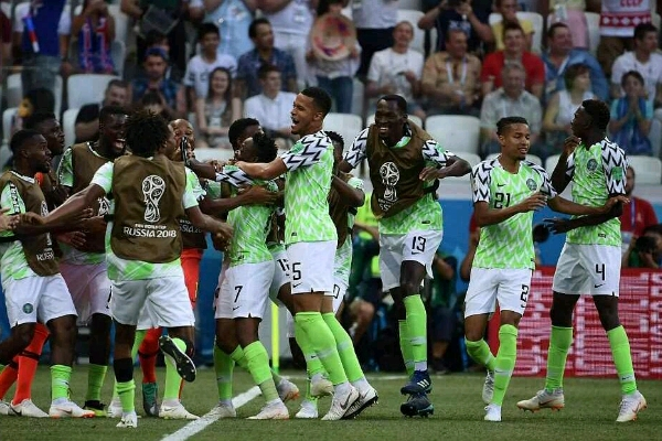 Ekong Dedicates Iceland Win To Nigerians, Ready For Argentina Challenge