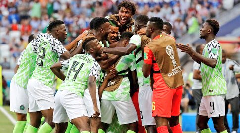 "Ekoku Thumbs Up ""Solid"" Super Eagles, ""Magnificent"" Musa For Win Vs Iceland"