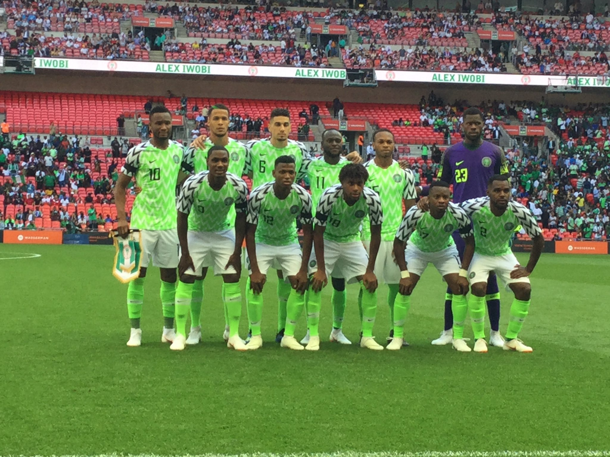 Full Squads, Jersey Numbers, Details Of Super Eagles World Cup Opponents