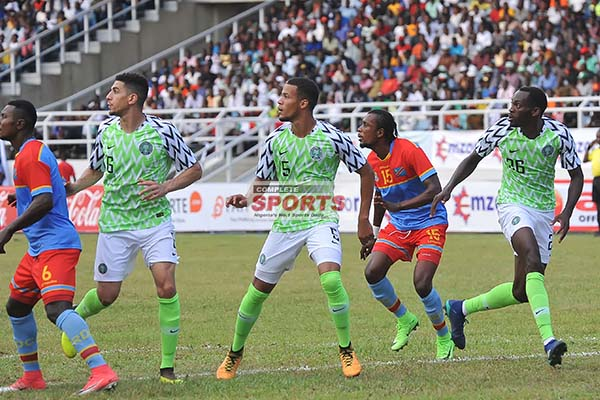 Eguaveon: Timely England Friendly Is Great Test For Super Eagles