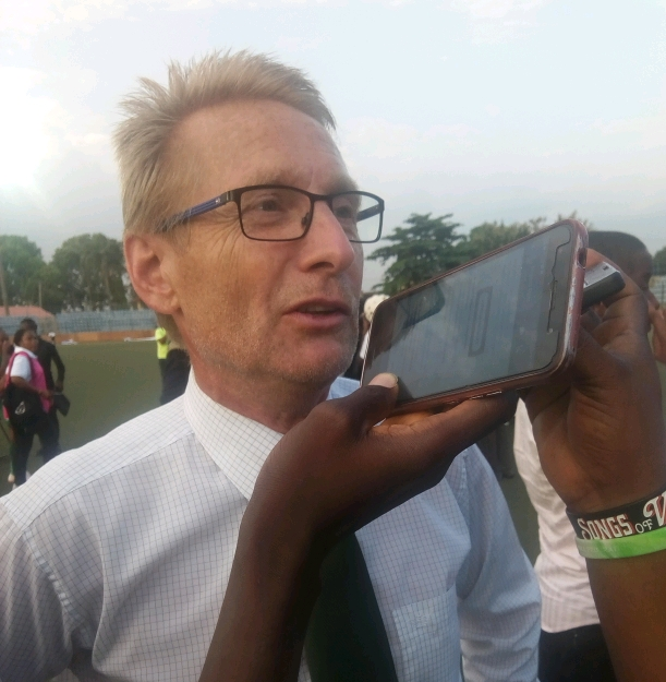 Super Falcons Coach Dennerby Targets World Cup Ticket After Gambia Rout