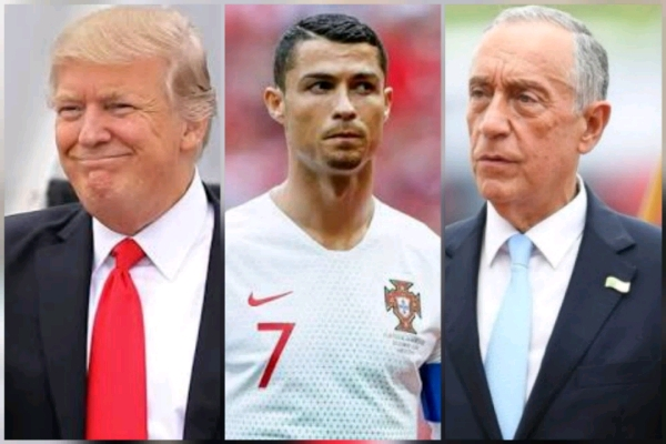 Trump To Portuguese President: How Good Is Ronaldo? Can He Defeat You?