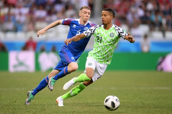 Ebuehi: I'm Happy To Play For Nigeria, Ready For 'Game Of Our Lives' Against Argentina