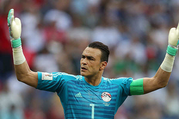 Uruguay Spank Russia To Win Group A; El Hadary Makes History For Pointless Egypt