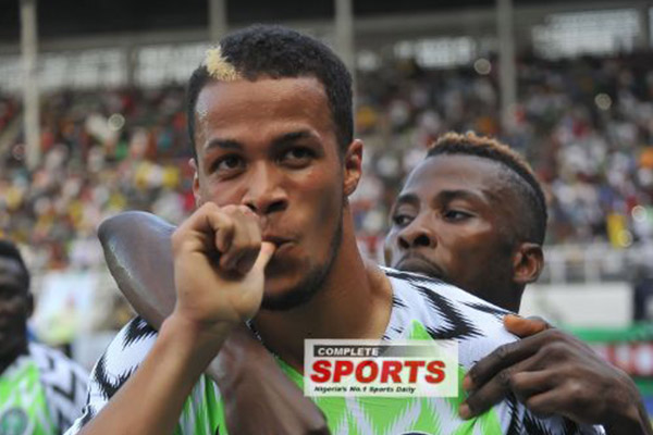 Troost-Ekong: Criticism By Oliseh Helped Me Improve; England's Kane Was Good To Me