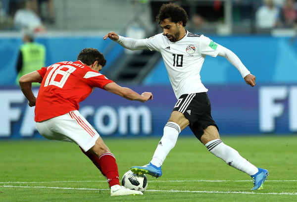 Egypt Coach Cuper Blames Salah Injury For Poor Results in Russia