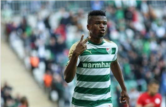 Mikel Agu Set For Showdown Talks With FC Porto