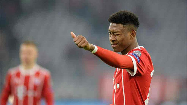 Alaba Reveals He Listens To Davido And Wizkid's Songs