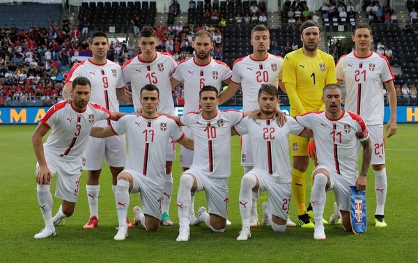 Serbia Coach Plots Switzerland Fall After Win Over Costa Rica