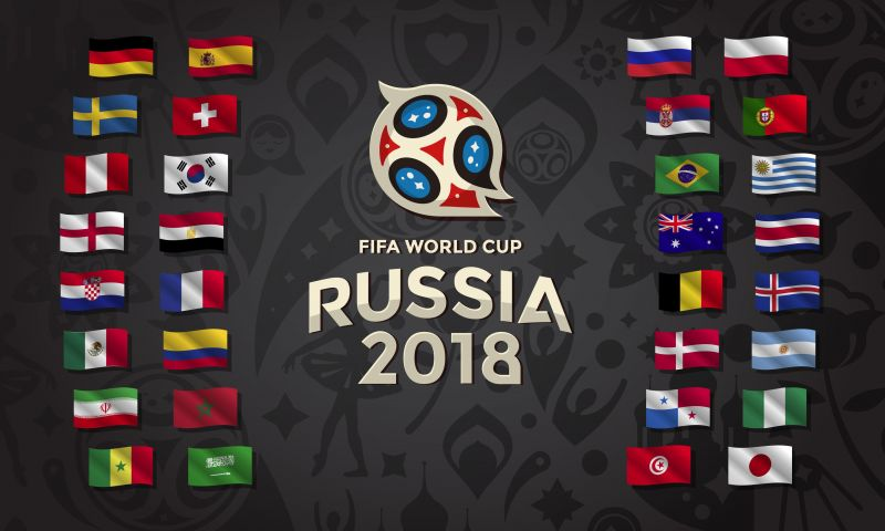 FIFA World Cup Set To Start In Russia And Several Are Looking To Make The Final