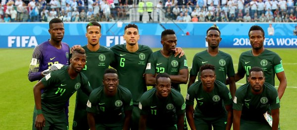 Sad Super Eagles Stars: Thank You Nigerians For Your Support