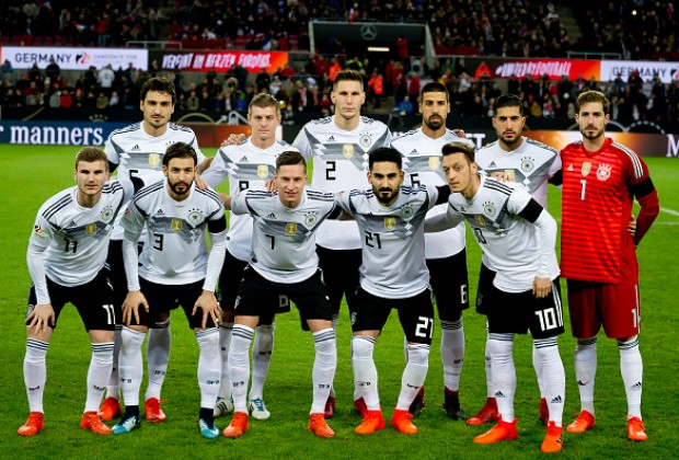 World Champions Germany Set To Defend Title At FIFA World Cup In Russia