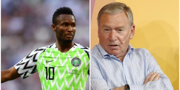 Ex-Spain Coach Clemente: Now Mikel Wants Sportsmanship From Croatia; Nigeria Rested Players In '98