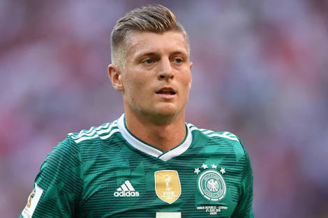 Kroos: Germany Couldn't Beat Korea, So We Deserved Early World Cup Exit