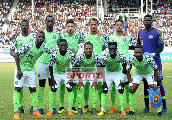 International Friendly: Nigeria Vs Czech Republic Betting Tips