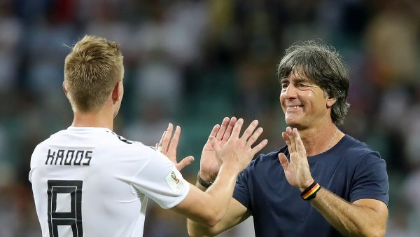 Germany Coach Low: How We Planned Comeback Win Vs Sweden