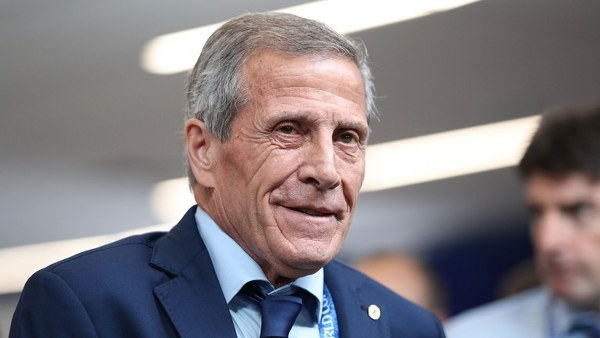 Uruguay Coach Tabarez:  Sad To Go Out Of World Cup,  We Can Do Better In Copa America