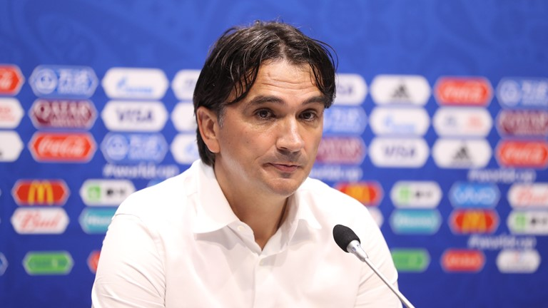 Croatia Coach Dalic Admits Lucky Win Vs Russia, Eager To Unleash Powerful Team In Semi-Final Vs England