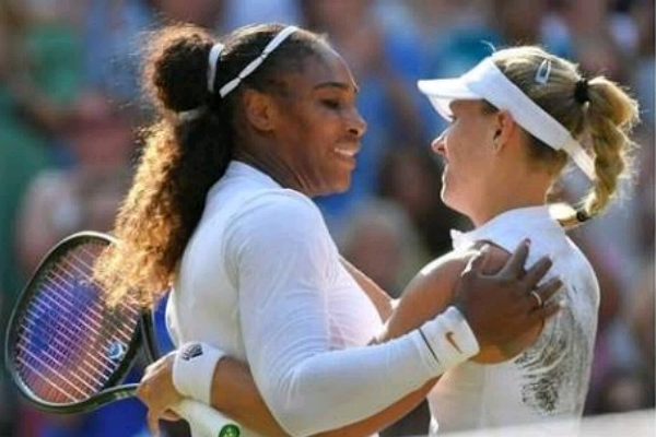 Kerber Overcomes Serena Williams To Win First Wimbledon Title