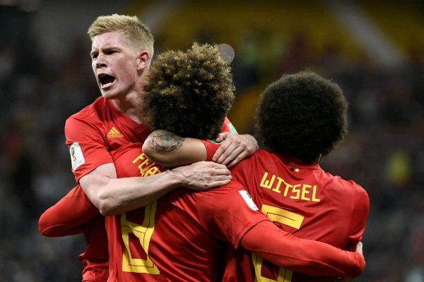 Belgium Break Japan Hearts With Dramatic Comeback Win