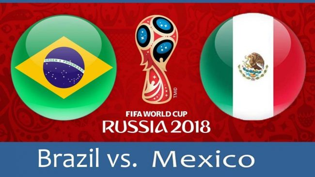 World Cup 2018: Brazil Vs Mexico Betting Tips
