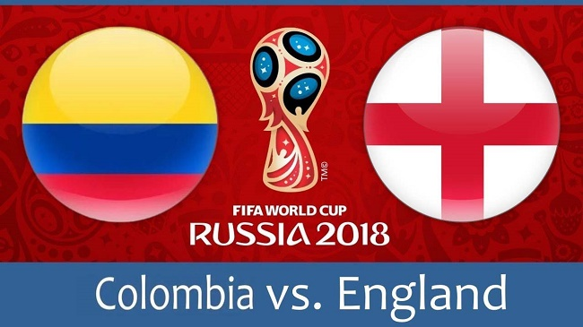 World Cup 2018: Columbia Vs England Betting Tips