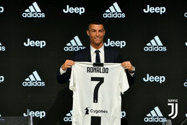 DOUBLE DELIGHT: Ronaldo, Serie A Set For Debut On GOtv