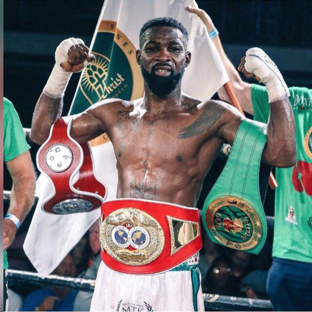 Euro IBF Champion Ekundayo Eager To Win World Title