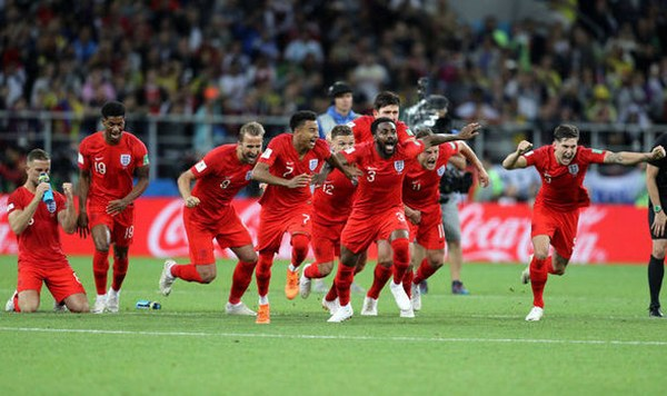 England Scrape Past Colombia Into Quarter-Finals, Make Penalty Shootout History