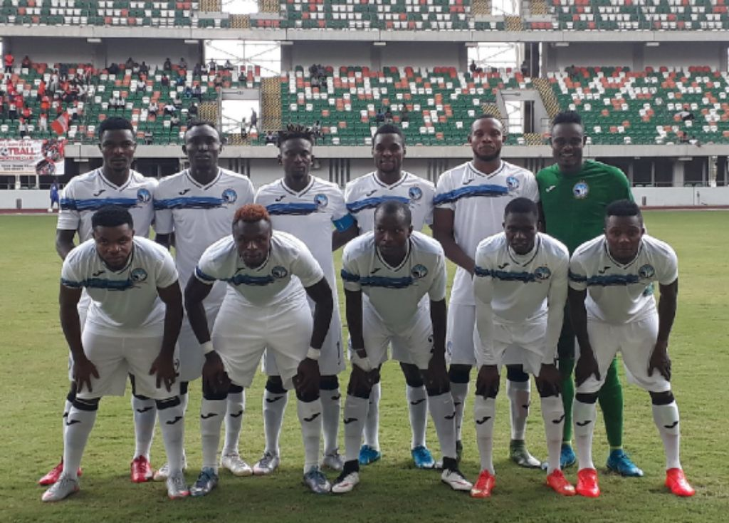 Enyimba Coach Rues Defeat To Williamsville, Upbeat Team Will Bounce Back