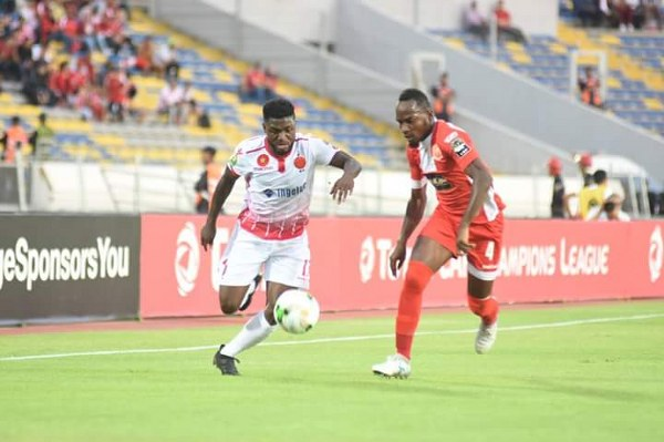 Babatunde: I'm Enjoying My Football Again, Hope To Defend CAFCL Title With Wydad