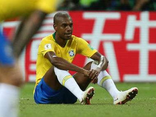 Brazil Football Federation Slams Fans For Racist Abuse Of Fernandinho For Own Goal Vs Belgium