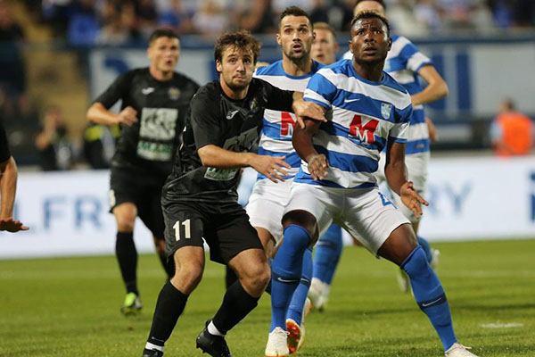 Europa League: Henty Confident Osijek Can Overturn Rangers' One-Goal Deficit