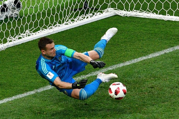 Akinfeev Emerges Hero As Hosts Russia Knock Spain Out