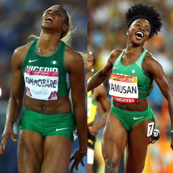 Okagbare, Amusan Listed For Rabat Diamond League