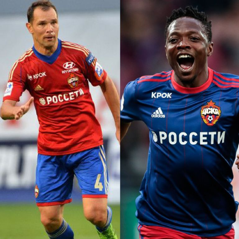 Musa Hails CSKA Teammate Ignashevich On Russia Team Retirement