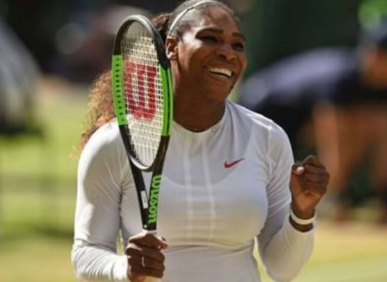 Serena Williams To Face Kerber In Wimbledon Final Saturday