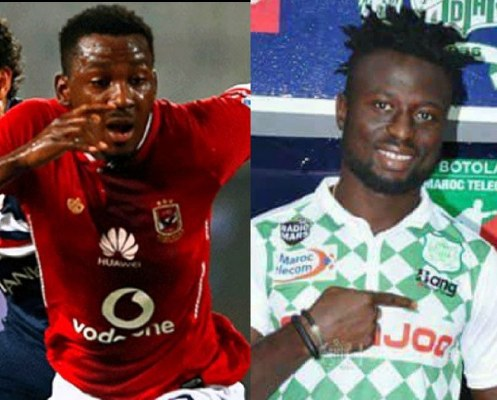 CAFCL: Ajayi, Okpotu Look To Help Revive Respective Clubs' Fortunes