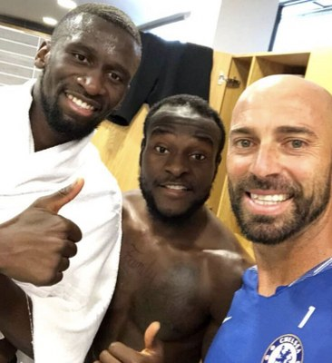 Moses Delighted To Rejoin Chelsea In Training After World Cup Break