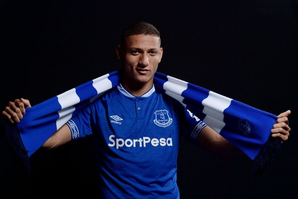 Everton Complete £40m Richarlison Transfer From Wafford
