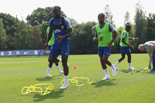 Chelsea Welcome Moses Back For Pre-Season Programme