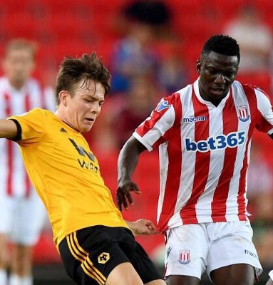 Etebo Eagerly Anticipates English Championship Kickoff, Action With Stoke City