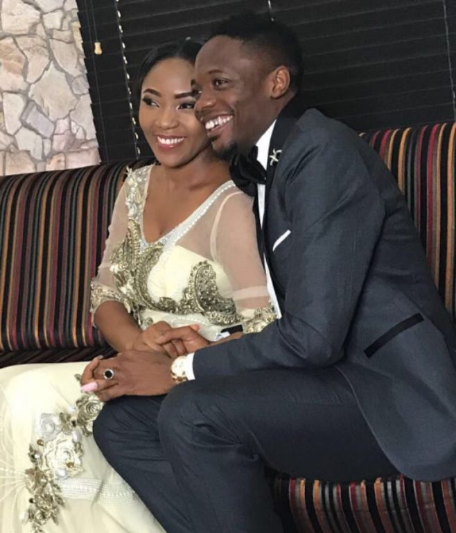 Jubilant Father Musa Welcomes New Baby Boy