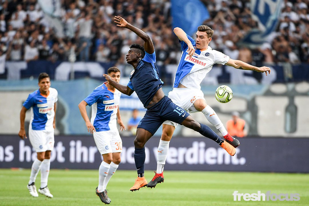 Odey Scores In FC Zurich Derby Win Vs Grasshopper